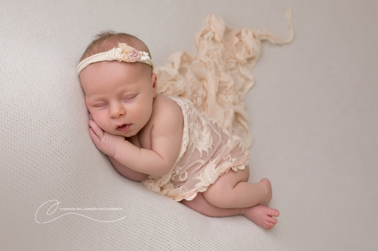 Baby Ciennea 18 Days old | Perth Baby Photography