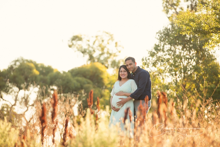 Perth Maternity Photographer | Nashin & Raj