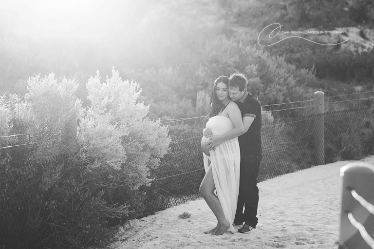 Perth Maternity Photographer | Ash & Justin