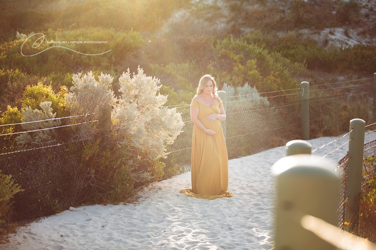 Beach Maternity Photos Perth