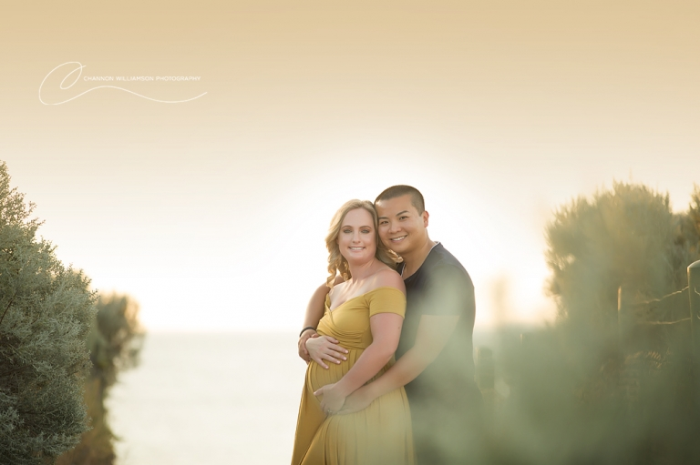 Beach Maternity Photos Perth 3