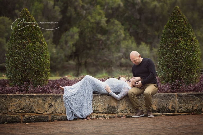 Hyde Park Perth | Maternity Photos