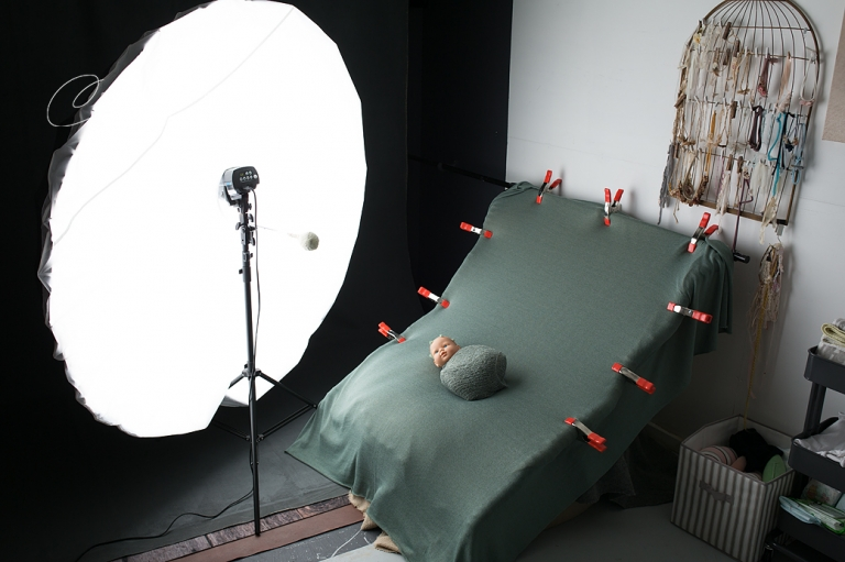 Newborn Photography Lighting Step By Step Guide To See How Simple It Is