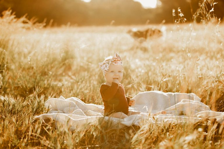 Perth Family Photographer captures breathtaking sunset images